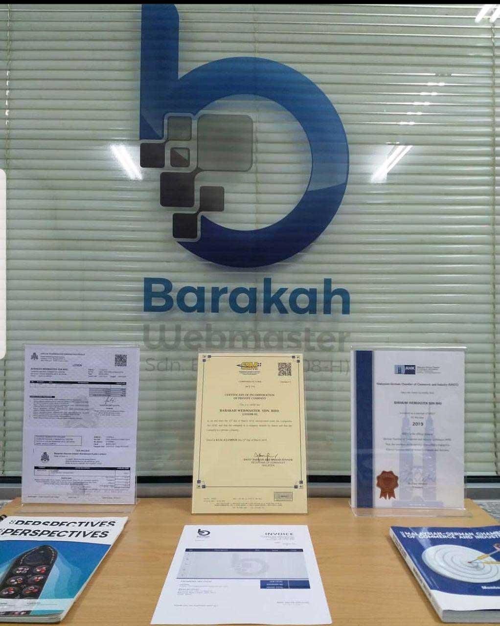 Barakah Webmaster Member of MGCC